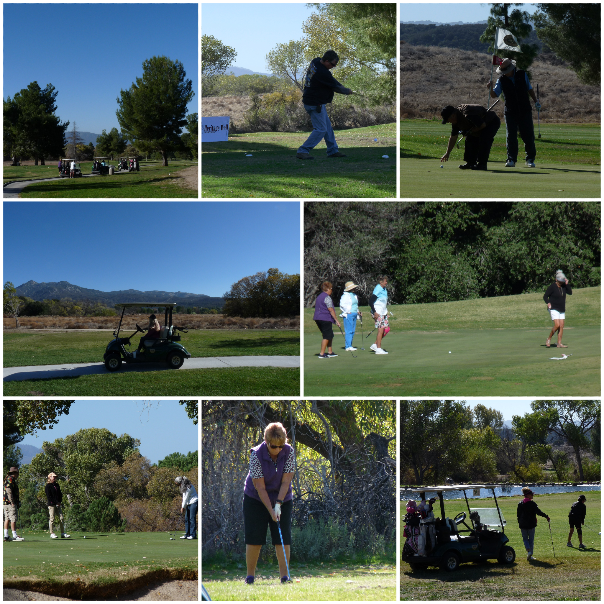 KOYT 1st annual Howl-In-One golf tournament at Warner Springs Resort