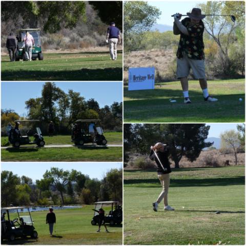 KOYT 1st annual Howl-In-One golf tournament at Warner Springs Resort