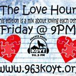KOYT Love hour friday